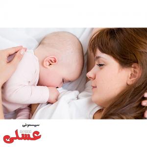 علت گریه نوزادان چیست؟